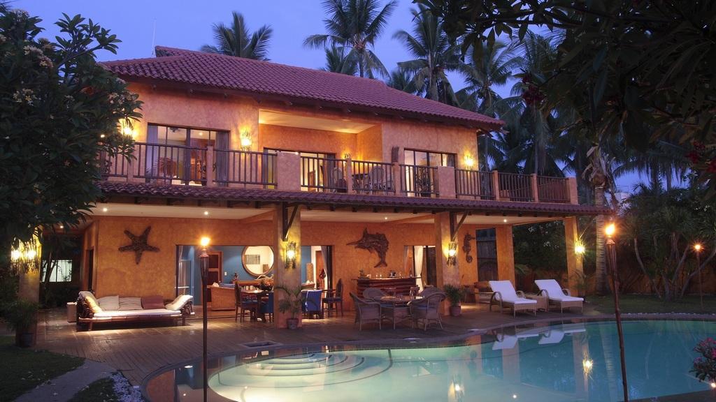 Luxury Beach House And Villa Rent A Family Beach House